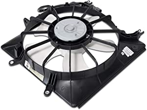 HO3115103 OE Style Radiator Cooling Fan Shroud Assembly Replacement for Honda Accord 2.3L 98-02
