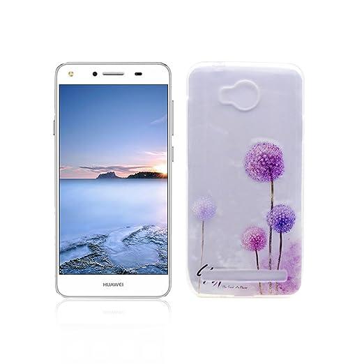 50 opinioni per Cover Huawei Y3 II/Y3 2 Custodia TPU Silicone OuDu Cover Huawei Y3 II/Y3 2 Cassa