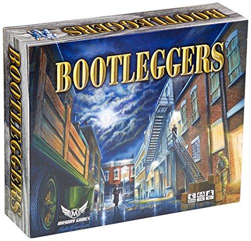 Bootleggers Prohibition Era Mayhem by Mayday Games