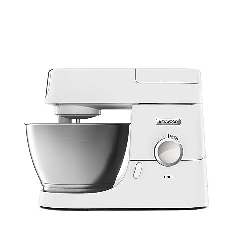 Kenwood KVC3100W Chef Kitchen Machine, 4.6 Litre, 1000W