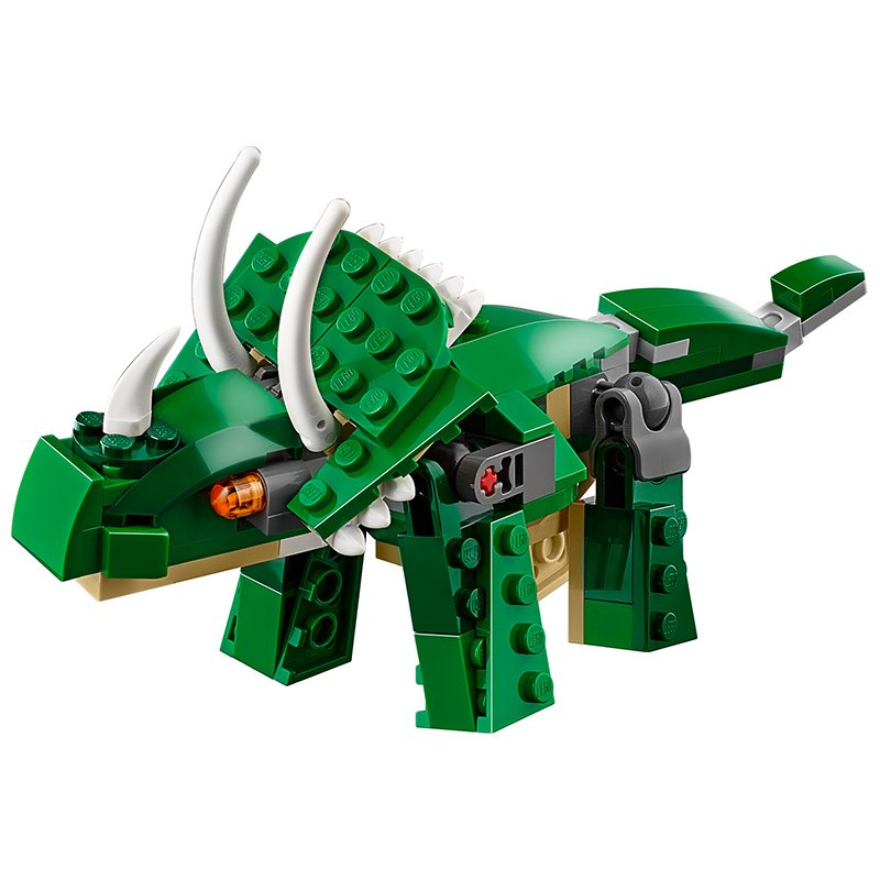 Lego Dinosaurs Building Set List: LEGO Creator 31058 Mighty Dinosaurs T Rex Building