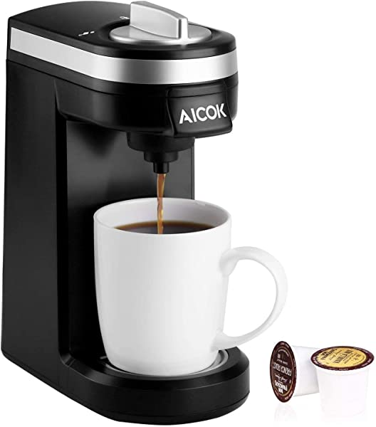 AICOK Single Serve Coffee Maker Brewer