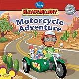 Manny's Motorcycle Adventure, Susan Amerikaner, 1423125916