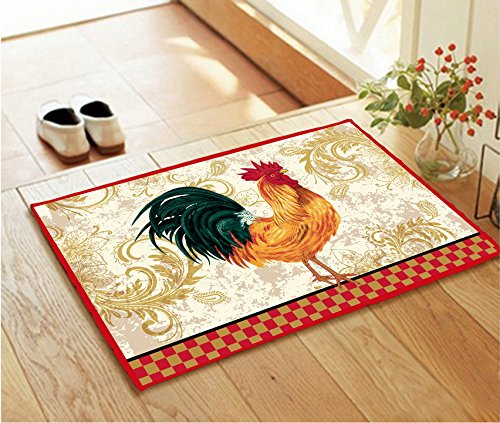(Elegant Anti-Slip Rubber Backing Standing Kitchen Designs Rug Floor Mat 28