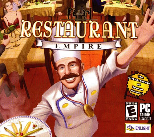 Restaurant Empire (Jewel Case)