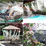 YOYOSO Misting Cooling System,Outdoor Misters for