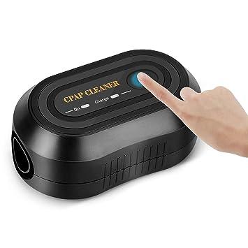 Amazon.com: Limpiador y desinfectante CPAP para máscara de ...