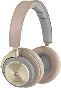 Bang & Olufsen Beoplay H9 3rd Gen Wireless Bluetooth Over-Ear Headphones with 25 Hours of Playtime, Voice-Assistant, Active Noise Cancellation and Transparency Mode, Agrilla Bright