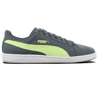Puma Smash CV 357583-04 Footwear Green Mens Trainers Sneaker Shoes Size  EU  40.5 5cf10349f