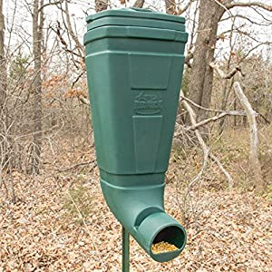 1. REDNEK Outdoors T-post Gravity Feeder