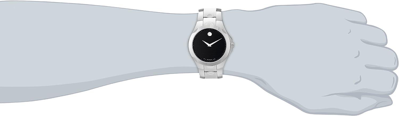 Movado Men s 606378 Luno Sport Stainless Steel Bracelet Watch