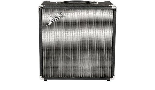 Fender Rumble 40 (V3) · Amplificador bajo eléctrico: Amazon.es: Instrumentos musicales