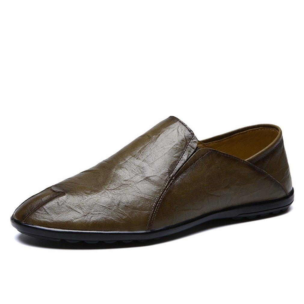 Feidaeu - Zapatos Hombre 43 EU|Khaki2 Zapatos de moda en línea Obtenga el mejor descuento de venta caliente-Descuento más grande