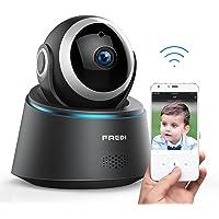 FREDI Wireless Camera Baby Monitor 1080P HD Wireless Security Camera