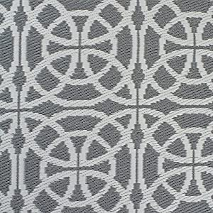 DII Contemporary Indoor/Outdoor Lightweight, Reversible, Fade Resistant Area Rug, Use For Patio, Deck, Garage, Picnic, Beach, Camping, BBQ