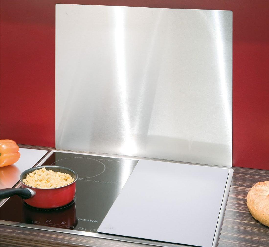Pannelli Cucina Acciaio : Pannello retro cucina acciaio. Pannelli ...
