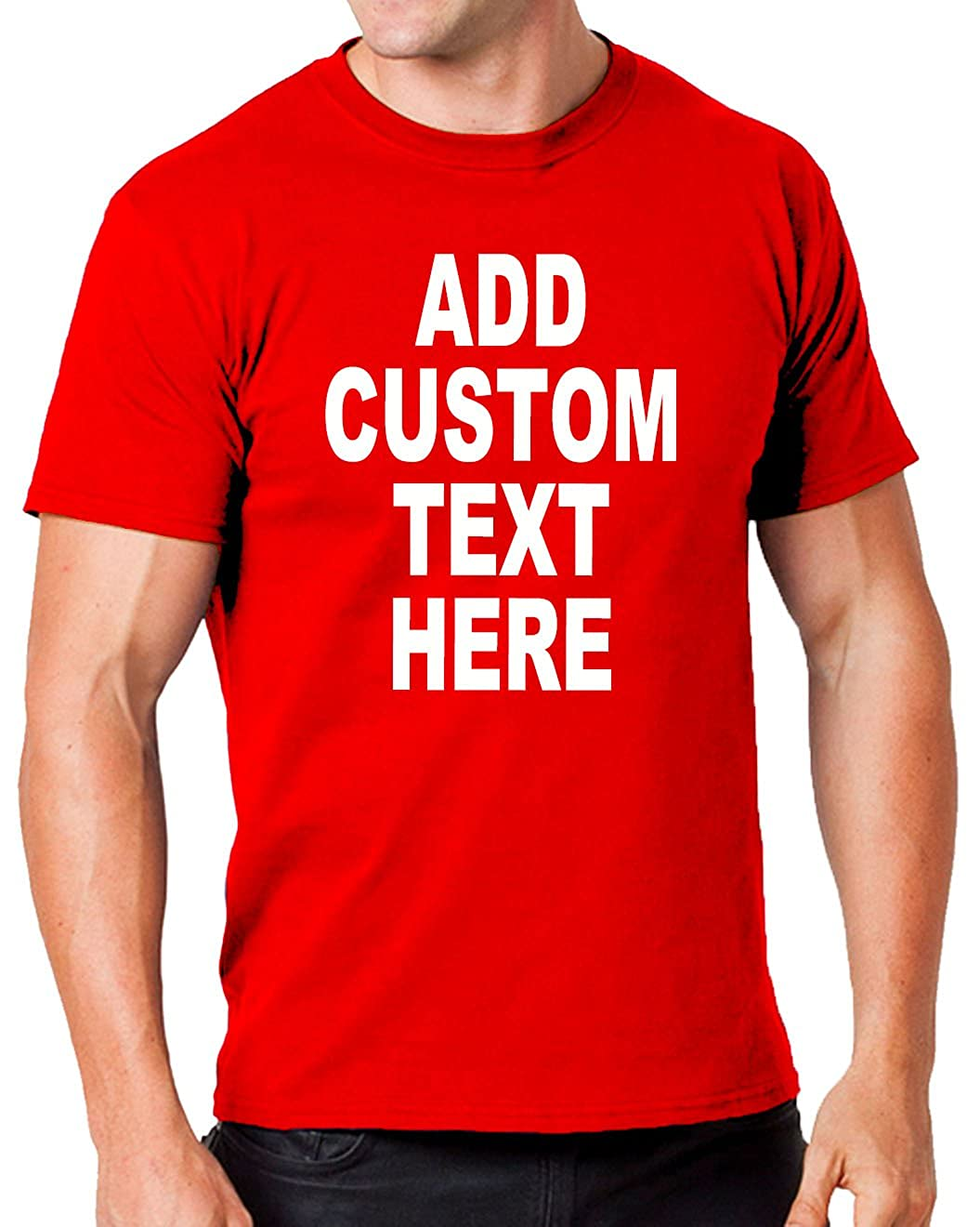 Amazon.com: Add Your Own Custom Text Name Picture or Message on ...