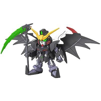 "Bandai Hobby SD EX-Standard Gundam Deathscythe Hell EW ""Gundam Wing Endless Waltz"" Action Figure: Toys & Games"