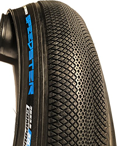 2 Vee Tire 26x3.5 Speedster Pair of Fat Tires Folding Bead Silica Compound by Vee - (Image #3)