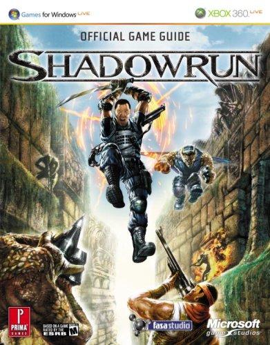 Shadowrun: Prima Official Game Guide (Prima Official Game Guides) -  Prima Games, Paperback