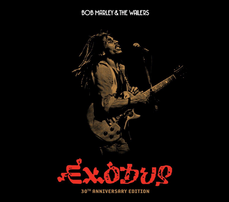 Exodus 30th Anniversary Edition: Bob Marley & The Wailers: Amazon ...