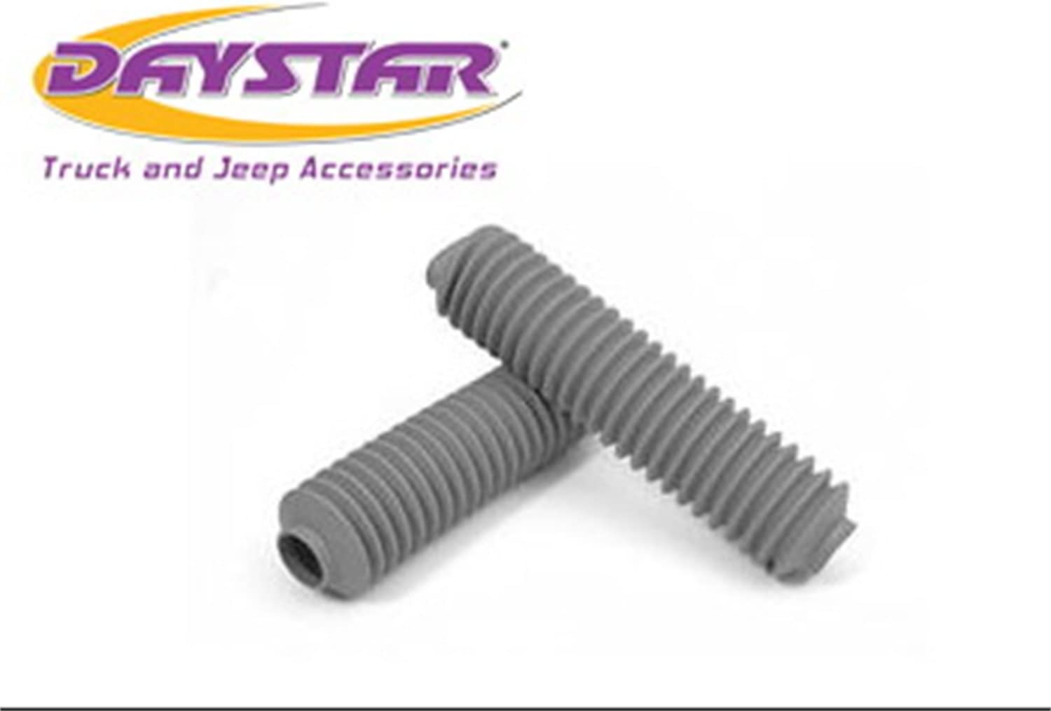 Daystar KU20002GY Grey Full Size Shock Boot with Zip Tie