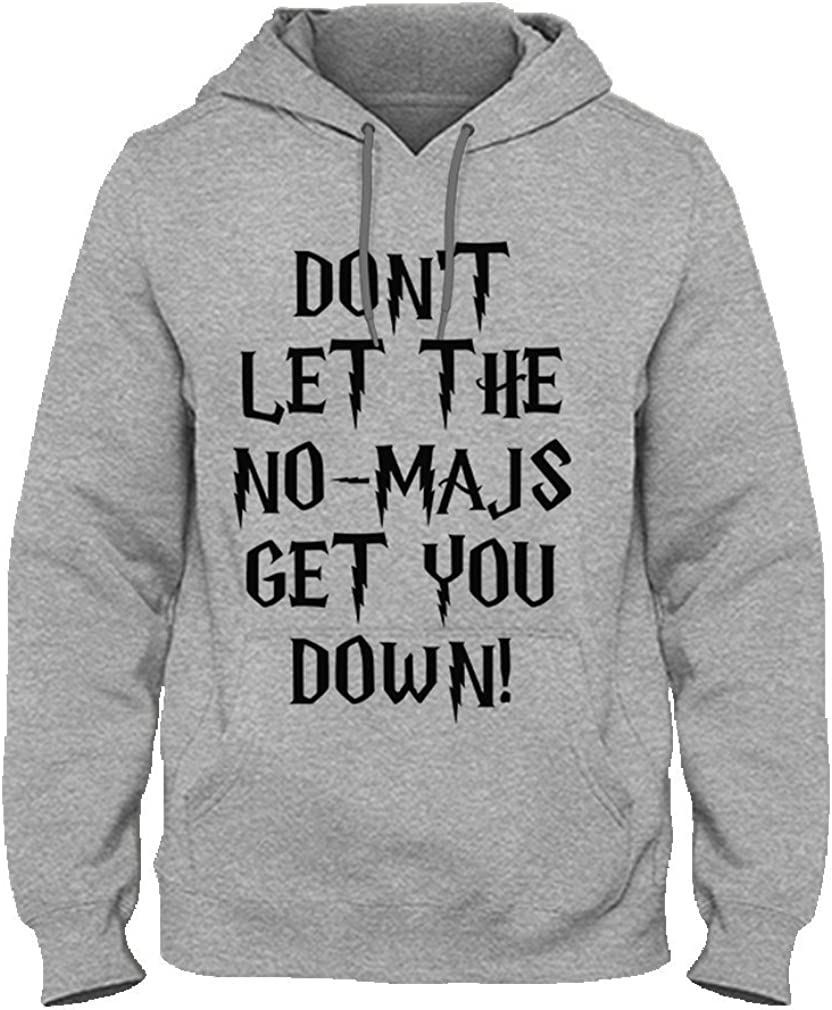 dont let the nomajs get you down