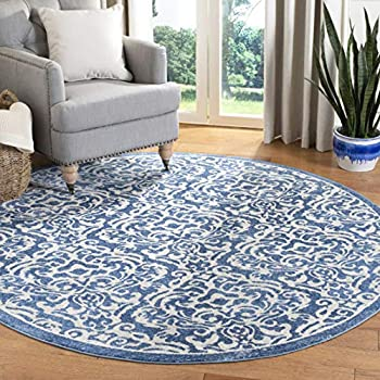 Amazon Com Safavieh Brentwood Collection Bnt860m Area Rug