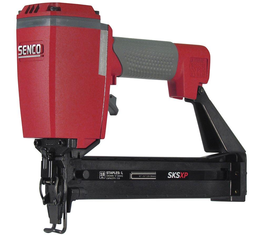 Senco SKSXP-L 1/4-Inch Crown Stapler, 7/8-to-1-1/2-Inch Leg by Senco