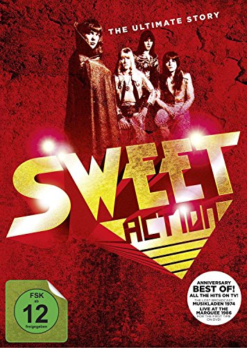 Action: Ultimate Sweet Story (DVD Action-Pack) (Station Direct 60)