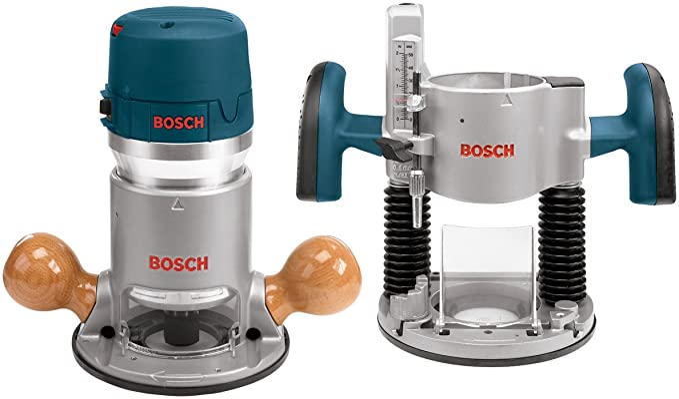 Bosch 1617EVSPK Wood Router Tool Combo Kit