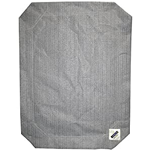 Amazon.com : Coolaroo Replacement Dog Bed Cover - Gray
