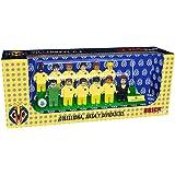 Eleven Force Brick Team Real Betis Balompié 2ª Edición, Multicolor, Talla Única: Amazon.es: Juguetes y juegos