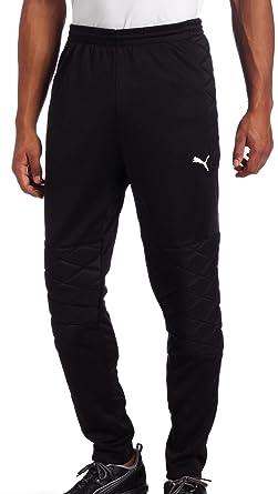 eeff6b5684a8 Puma Foundation Goalkeeper Junior Football Pants - Black-26