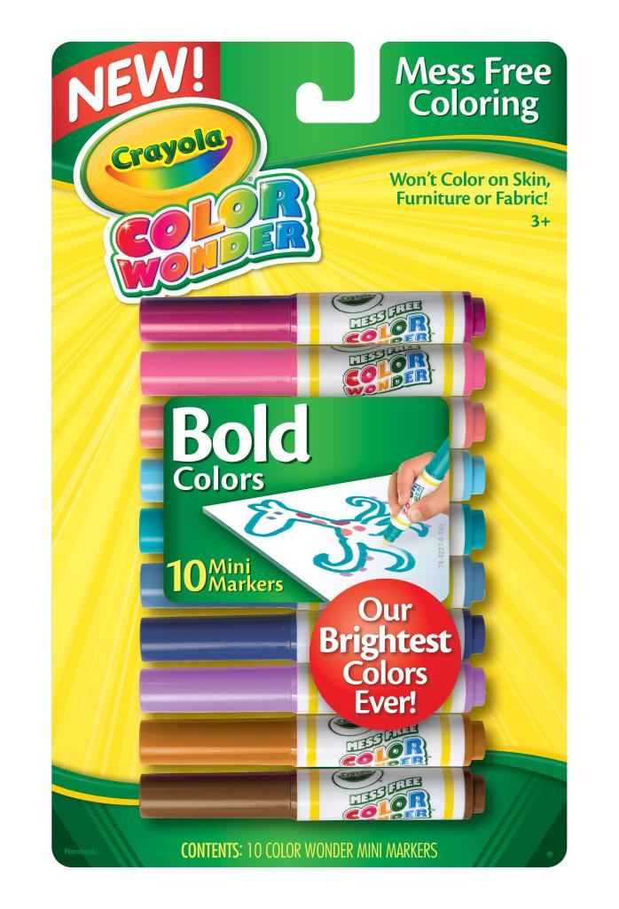 Galleries of the Crayola Color Wonder 30 Page Refill Paper