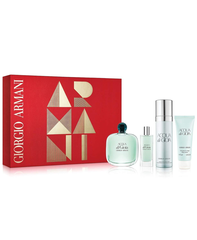 armani perfume set