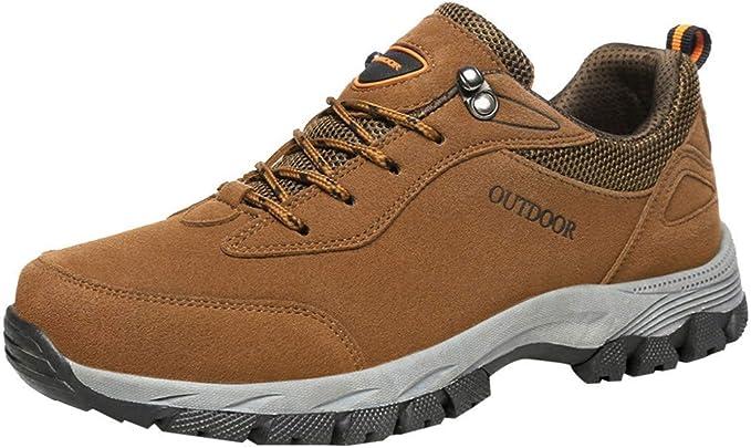 Herren Wanderschuhe Trekkingschuhe Outdoor Turnschuhe Laufschuhe Sneaker 39-48