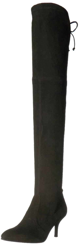 Stuart Weitzman Women's Tiemodel Over The Knee Boot B06W2HLBB1 4 B(M) US|Black