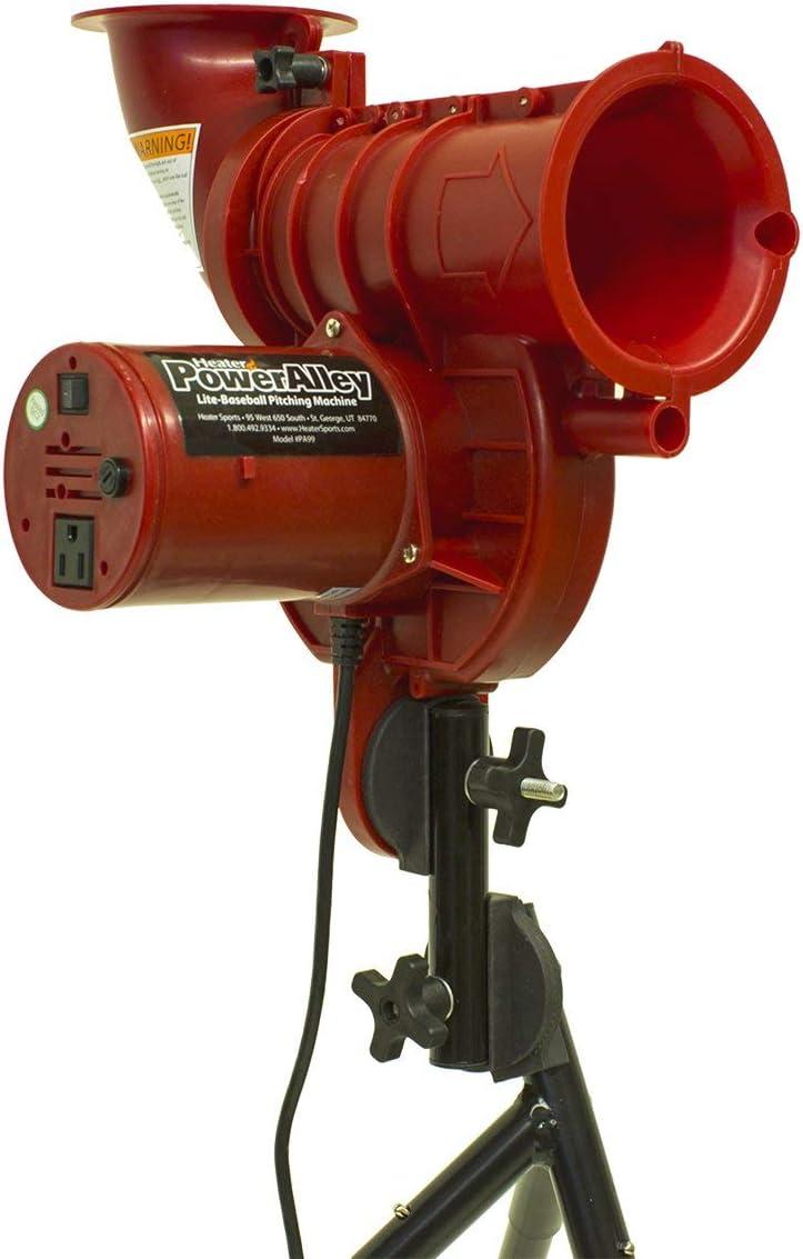 Heater Sports PowerAlley Lite Curveball Machine