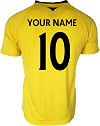 Club America Adults Soccer Jersey Performance Add Your Name and Number