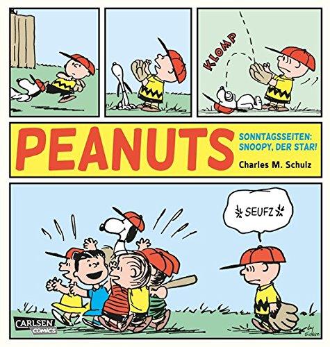 peanuts-sonntagsseiten-1-peanuts-snoopy-der-star