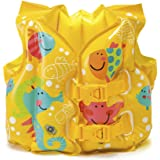 intex Tropical Buddies Swim Vest, Multi-Colour, Ages 3-5, 59661