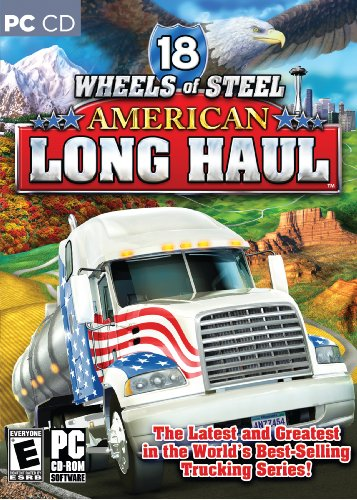 18 Wheels of Steel Long Haul [Download] (Cpu Pci Pentium)