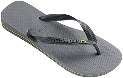 dd8d2bf73 Havaianas Brasil Brazil Thong Flip Flops  Amazon.co.uk  Shoes   Bags