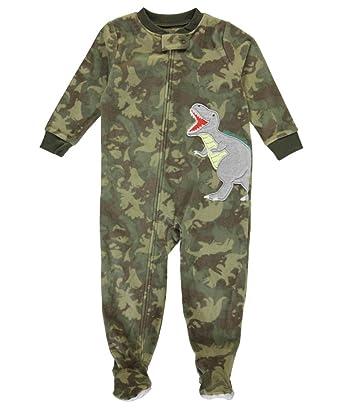 654d89d3b Amazon.com  Carter s Baby Boys  Camo Dino Camouflage Print with ...