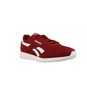 Reebok REEBOK ROYAL Ultra – Chaussures de sport, Homme, Rouge – (ss-triathalon Red/White) - 40.5 EU