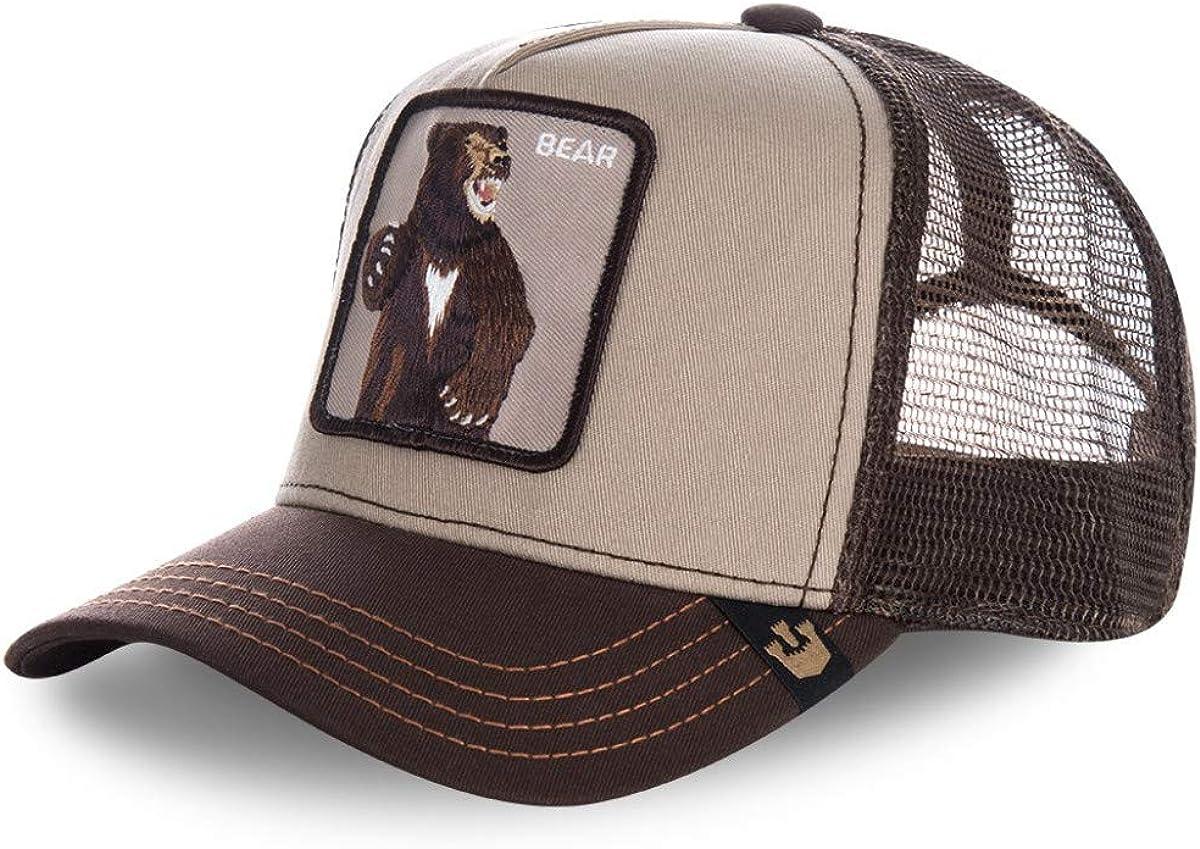 Gorra de b/éisbol Goorin Bros color marr/ón