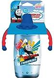 Thomas Thrills-n-Spills Drinks Bottle, Blue