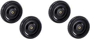 """Gorilla Carts GCT-13NF Replacement Tire, 13"""" (2 X Pack of 2)"""