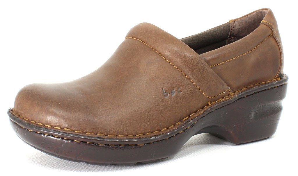 B.O.C. Peggy Chocolate Oiled 8.5 B(M) US